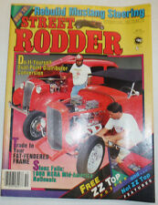 Street Rodder Magazine Dual Point Distributor October 1986 W/PM 010615R