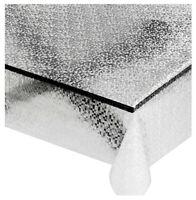 Chiffon Transparent Moderne par Mètre h140 PVC Anti Tache Table Salon Déjeuner