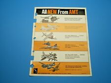 AMT Original 1967 aircraft collection color dealer Flyer L@@K!