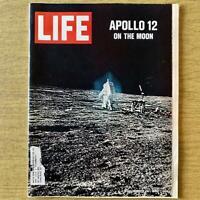 Life Magazine: Apollo 12, December 12, 1969