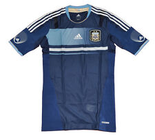 Argentina Away jersey shirt Player Issue TechFit L Adidas blue AFA -SALE-