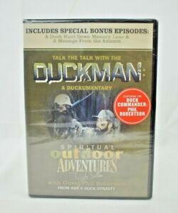 Spiritual Outdoor Adventures - Talk w/the Duckman: A Duckumentary Phil Robertson