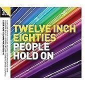 "3 CD Twelve Inch Eighties (People Hold On)(12"" 80s extended remixes)"