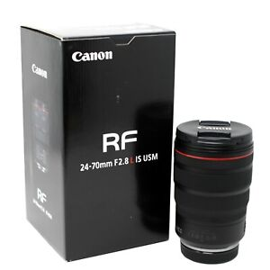 Canon RF 24-70mm F2.8L IS USM - UK NEXT DAY DELIVERY