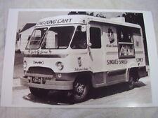 1950 'S  DIVCO TRUCK ICE CREAM FOOD TRUCK  11 X 17  PHOTO /  PICTURE