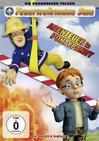 FEUERWEHRMANN SAM - ABENTEUER IN PONTYPANDY (DIE NEUFE SERIE)  DVD NEUF