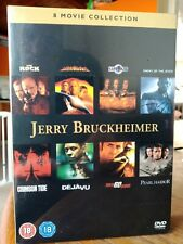 Jerry Bruckheimer Action Collection (DVD, 2013, 8-Disc Set, Box Set)