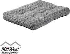 New listing MidWest Homes for Pets Deluxe Super Plush Pet Beds, Machine Wash & Dryer Friendl