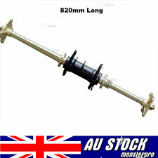 Complete Rear Axle Assembly w' Carrier Hub 150 200 250cc ATV Quad Buggy go kart
