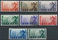 1941 LIBIA USATO FRATELLANZA D'ARMI CON POSTA AEREA - ED574