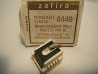 NOS ZAFIRA 5696 FISHER ST41D PHONOGRAPH NEEDLE STYLUS 714D7