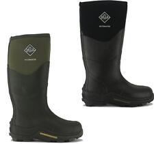 Muck Boots MUCKMASTER HI Unisex Mens Womens Waterproof Comfort Wellington Boots