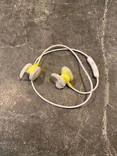 Bose SoundSport Neckband Wireless Headphones - Citron