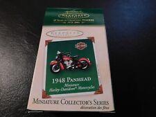 Hallmark Keepsake 1948 Panhead Miniature Collector'S Series Ornament