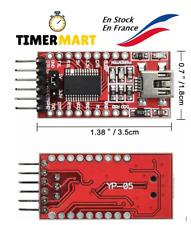 FT 232 Ftdi Adapter Converter FT232RL USB To Ttl Serial 3,3V &5V Timermart