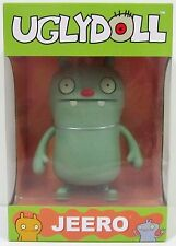"SUPER RARE! 2004 Critterbox 7"" Vinyl JEERO UGLYDOLL! BRAND NEW IN BOX! MUST HAVE"