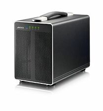 AKiTiO Thunder2 Quad 4-Bay Thunderbolt-2 Enclosure Only (TBQ-TIAA-AKTU)
