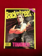 "1988, Bruce Springsteen, ""Backstreets"" Magazine (No Label) Vintage / Scarce"