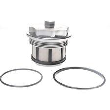 FD4596 Fuel Filter Element&F81Z9G270BA Fuel Filter Cap for Ford Powerstroke 7.3L