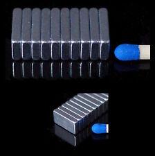 50x Neodym Magnete Quader 10,5x5,5x2 mm (N50)  NdFeB Magnet  10,5 x 5,5 x 2 mm