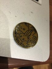 Pokemon Hoenn Region Starters Collectible Coin (Gold)