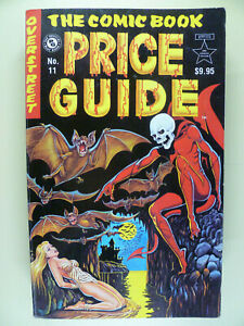 Bondage Cover 11th Edition Comic Book Price Guide 1981-1982 Robert M. Overstreet