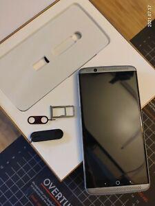 ZTE Axon 7 A2017U 64GB - 4GB Ram Quartz Grey(GSM Unlocked) Clean IMEI
