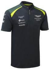 POLO Aston Martin Racing Team Mens Poloshirt Navy Blue Le Mans NEW!