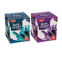 Crystal Growing Kit Science Discovery Nature Kids Childs Educational Toy Gift