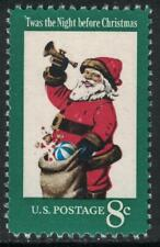 Scott 1472- Santa Claus, Christmas- MNH 8c 1972- unused mint stamp