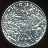 France, Médaille, Révolution Française, Serment du Jeu de Paume ARGENT
