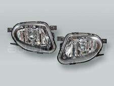 Fog Lights Driving Lamps Assy with bulbs PAIR fits 2003-2006 MB E-class W211