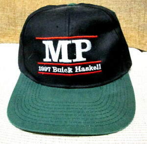 1997 HASKELL INVITATIONAL Horse Race, Adjustable Hat/Cap, Monmouth Park, NJ