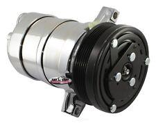 Tuff Stuff A//C Compressor 4515NCDPRED; Red Aluminum R134A Sanden Style SD508