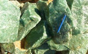 Aventurin, grün, gemmy, Tansania (Natur) 1 kg