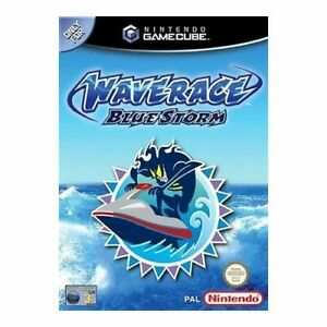 Wave Race: Blue Storm (Nintendo Gamecube). Manual PAL Black Label. NR!!!!