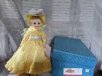 Madame Alexander ingres 1567 vintage doll