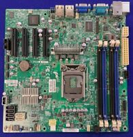 Supermicro X9SCM-F Intel C204 Xeon E3 Socket LGA1155 mATX Server Motherboard