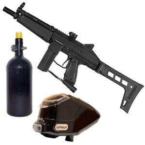 Tippmann Stryker MP1 Paintball Markierer Package - black