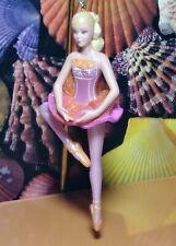 2012 Brava, Ballerina! Barbie Hallmark Ornament Dance BALLET Pirouette twirl