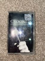 Crooners - Music Club Cassette Tape - Fred Astaire, Ink Spots, Bing Crosby Etc