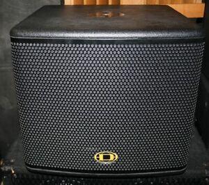 Dynacord Lautsprecher PS 112A gebraucht
