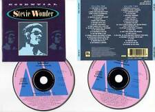 "STEVIE WONDER ""Essential"" (2 CD) 1987"