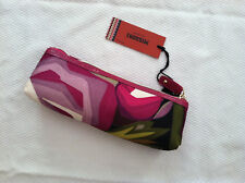 NWT MISSONI FOR TARGET Toiletry bag New Multi Color Designer Pencil Case