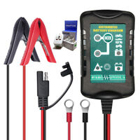 6/12/1.5A Smart Battery Charger Maintainer Trickle  Car Automatic Motorcycle