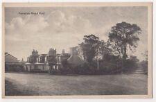 Fenwick Road End, Ayrshire Postcard, B685