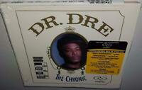 DR DRE THE CHRONIC (LIMITED EDITION DUAL DISC) BRAND NEW SEALED CD DVD