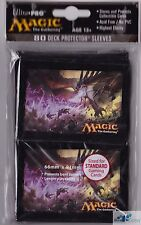 Dragons of Tarkir key art ULTRA PRO deck protector card sleeves MTG