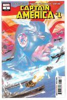 Captain America #1 (09/2019) Marvel Comics Alex Ross 1st Print