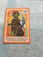SAINSBURYS LEGO INCREDIBLE INVENTIONS 2018 CARD No.42 - Goblin